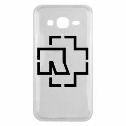 Чохол для Samsung J5 2015 Ramshtain logo