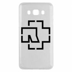 Чохол для Samsung J5 2016 Ramshtain logo