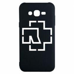 Чохол для Samsung J7 2015 Ramshtain logo