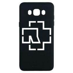 Чохол для Samsung J7 2016 Ramshtain logo