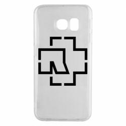 Чохол для Samsung S6 EDGE Ramshtain logo