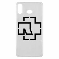 Чохол для Samsung A6s Ramshtain logo