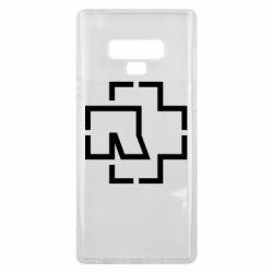 Чохол для Samsung Note 9 Ramshtain logo
