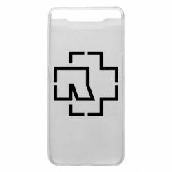 Чохол для Samsung A80 Ramshtain logo