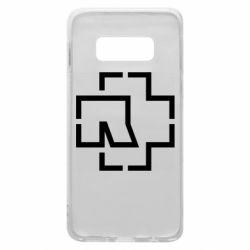 Чохол для Samsung S10e Ramshtain logo
