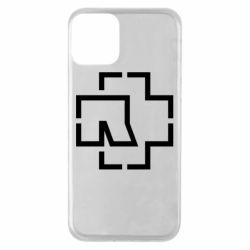 Чохол для iPhone 11 Ramshtain logo