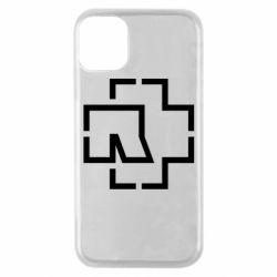 Чохол для iPhone 11 Pro Ramshtain logo