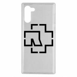 Чохол для Samsung Note 10 Ramshtain logo