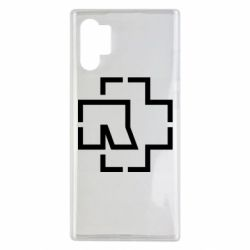 Чохол для Samsung Note 10 Plus Ramshtain logo