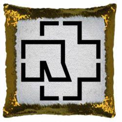 Подушка-хамелеон Ramshtain logo