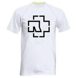 Чоловіча спортивна футболка Ramshtain logo