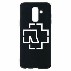 Чохол для Samsung A6+ 2018 Ramshtain logo