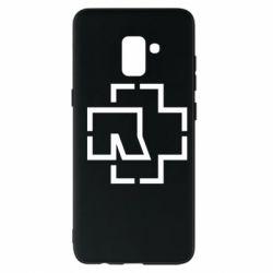 Чохол для Samsung A8+ 2018 Ramshtain logo