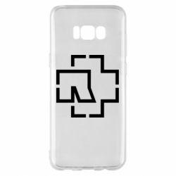 Чохол для Samsung S8+ Ramshtain logo
