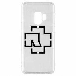 Чохол для Samsung S9 Ramshtain logo