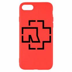 Чохол для iPhone 8 Ramshtain logo