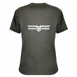 Камуфляжная футболка Ramshtain print