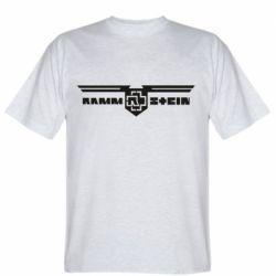 Мужская футболка Ramshtain print