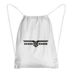 Рюкзак-мешок Ramshtain print