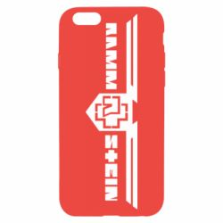 Чехол для iPhone 6/6S Ramshtain print