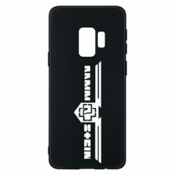 Чехол для Samsung S9 Ramshtain print