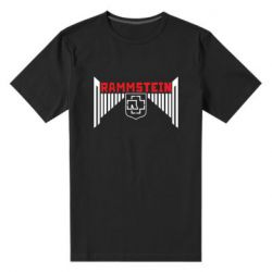 Чоловіча стрейчева футболка Ramstein and wings