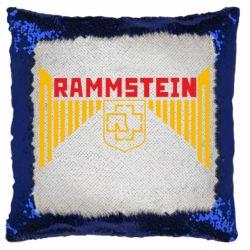 Подушка-хамелеон Ramstein and wings