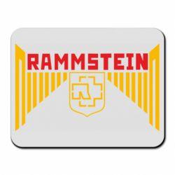 Килимок для миші Ramstein and wings