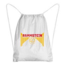 Рюкзак-мішок Ramstein and wings