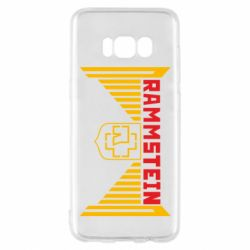 Чохол для Samsung S8 Ramstein and wings