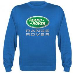 Реглан (свитшот) Range Rover Logo Metalic