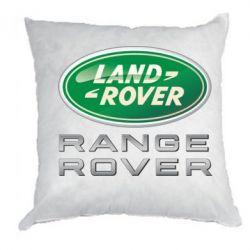 Подушка Range Rover Logo Metalic - FatLine