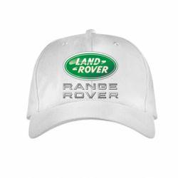 Детская кепка Range Rover Logo Metalic