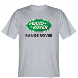 Мужская футболка Range Rover - FatLine