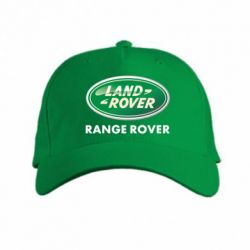 Кепка Range Rover - FatLine
