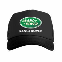 Кепка-тракер Range Rover - FatLine
