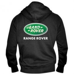 Мужская толстовка на молнии Range Rover - FatLine