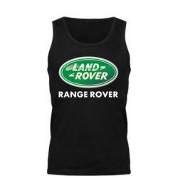Мужская майка Range Rover - FatLine