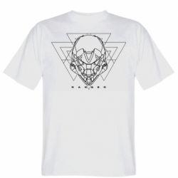 Чоловіча футболка Ranger line art