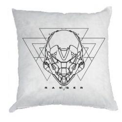 Подушка Ranger line art