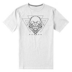 Чоловіча стрейчева футболка Ranger line art