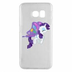Чохол для Samsung S6 EDGE Rarity flies