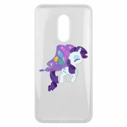 Чохол для Meizu 16 plus Rarity flies - FatLine