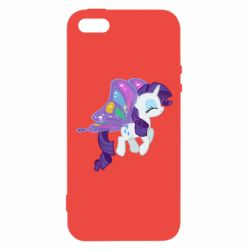 Чохол для iphone 5/5S/SE Rarity flies