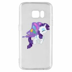 Чохол для Samsung S7 Rarity flies