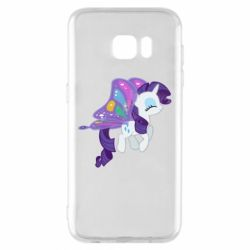 Чохол для Samsung S7 EDGE Rarity flies