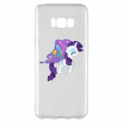 Чохол для Samsung S8+ Rarity flies