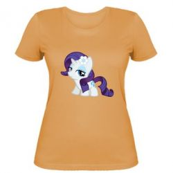 Жіноча футболка Rarity small - FatLine