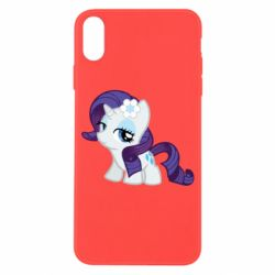 Чохол для iPhone X Rarity small - FatLine
