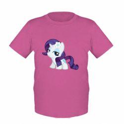 Дитяча футболка Rarity small